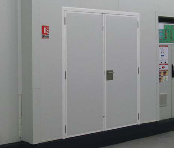Service Doors Refriclim
