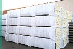 Panel frigorífico industrial