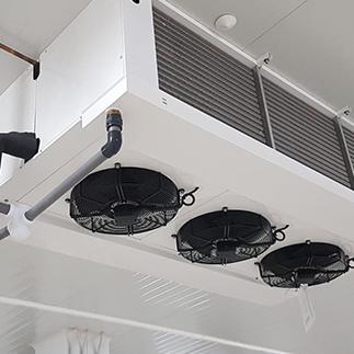 Evaporador plafon industrial